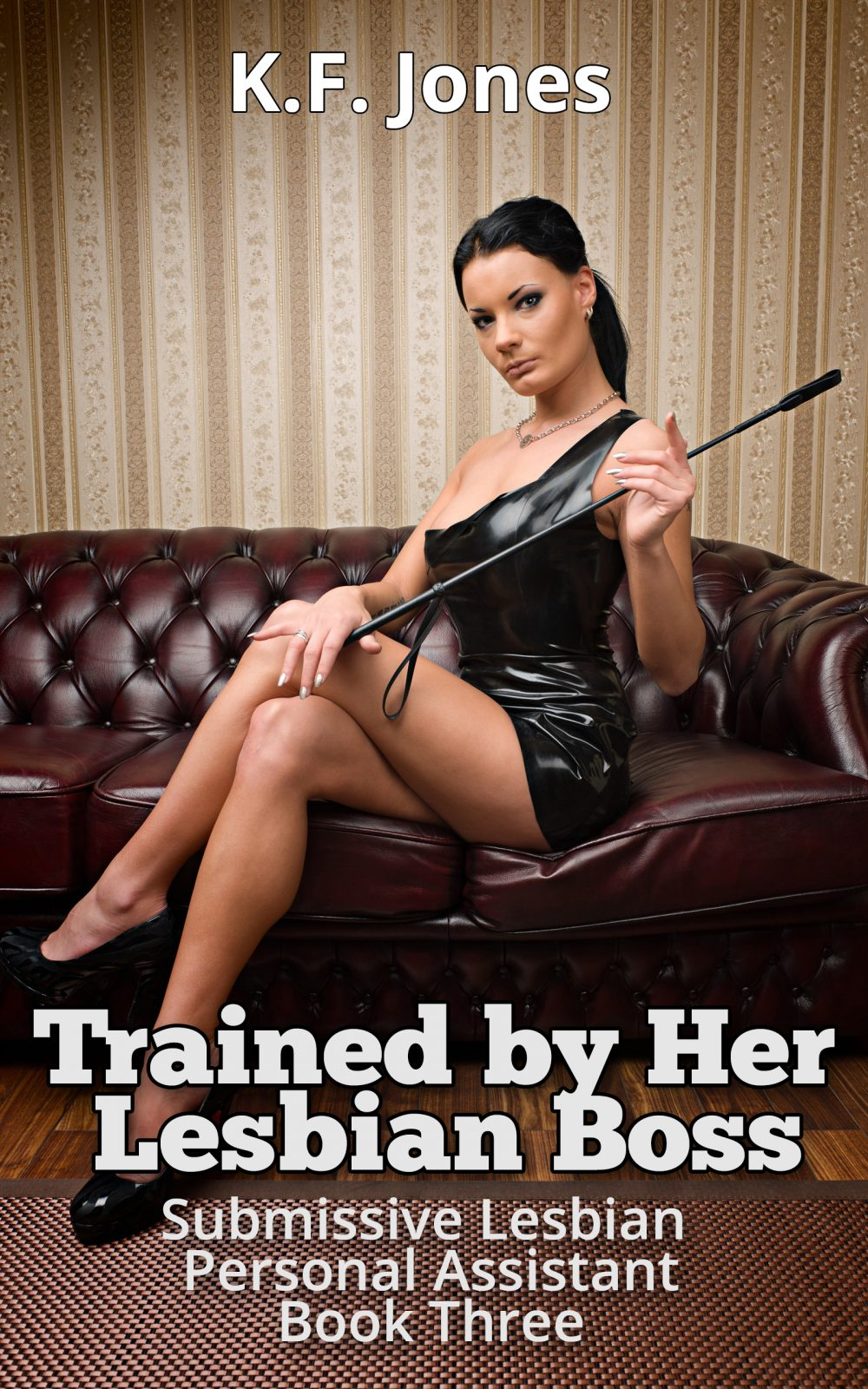 Trained by Her Lesbian Boss