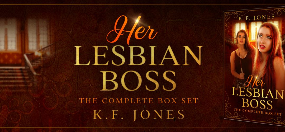 New Release: Her Lesbian Boss: The Complete Box Set